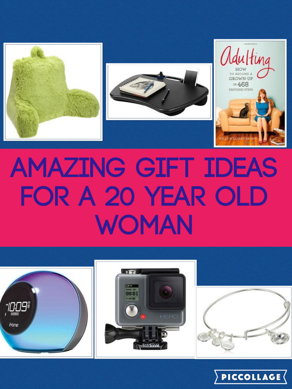 Gifts For 22 Year Old Woman