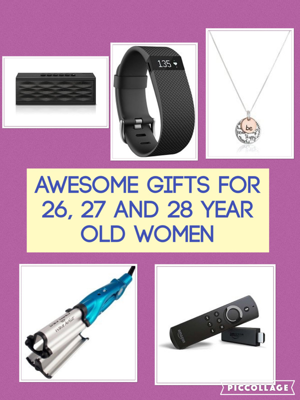 Gifts For 29 Year Old Women